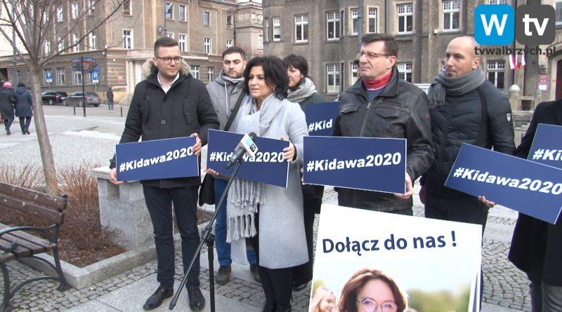 Ruszyli z kampanią Kidawy-Błońskiej